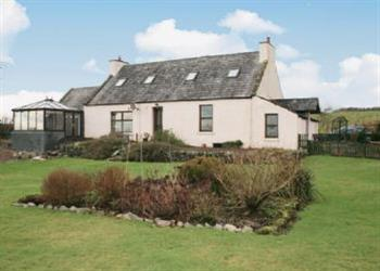 The Shieling Apartment at Trostrie Cottage in Kirkcudbrightshire