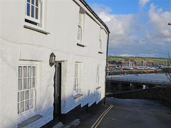 The Slipway in Cornwall