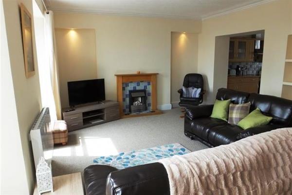 The Snug Apartment in Dyfed