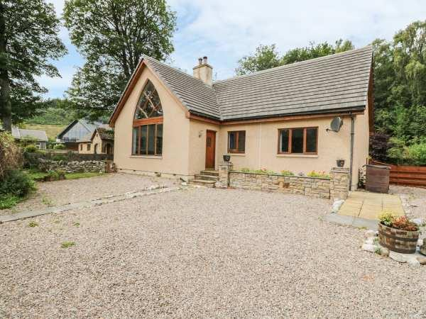 The Spinney in Banffshire