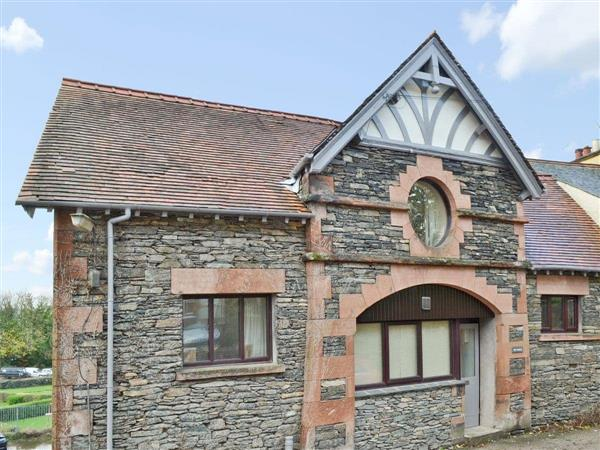 The Stable Loft in Cumbria