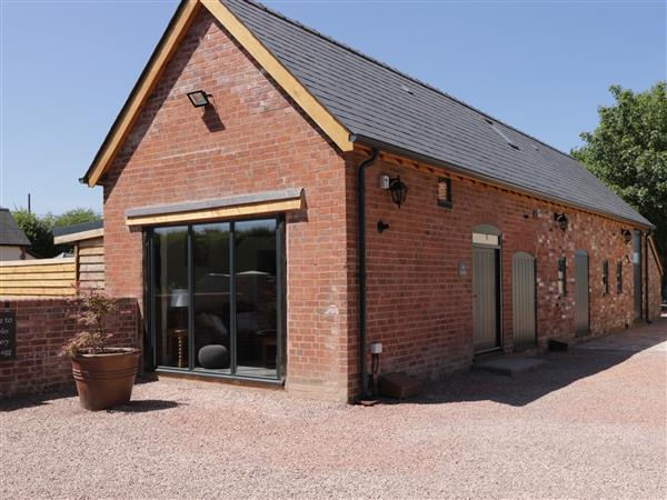 The Stables in Cross Keys near Hereford, Herefordshire