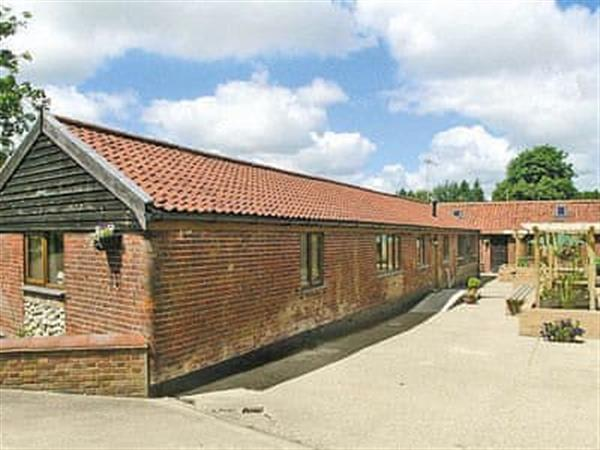 The Stables in Norfolk