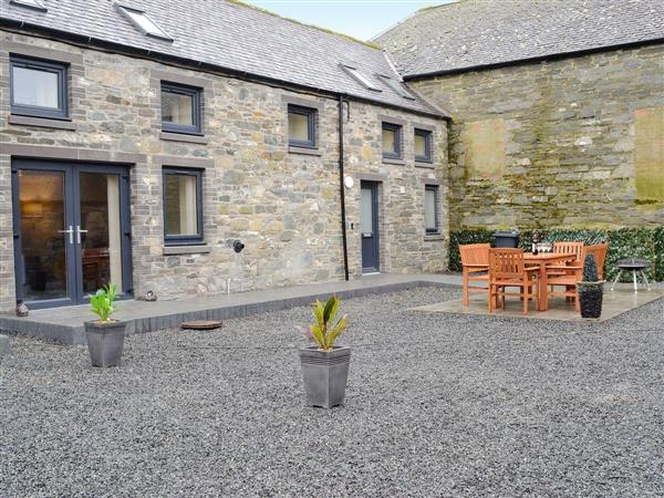The Stables & The Coachhouse - The Coachhouse in Wigtownshire