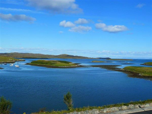 The Studio in Isle Of North Uist