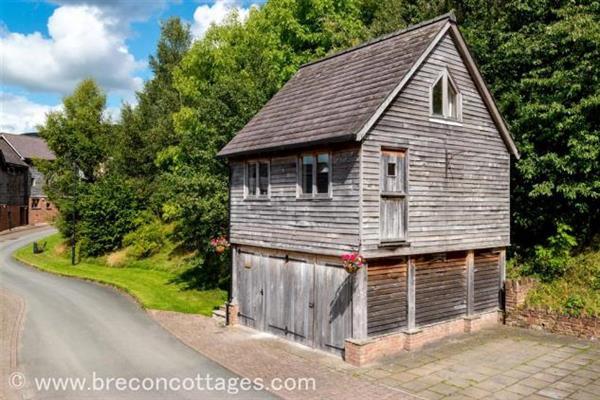 The Studio in Powys
