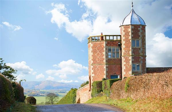 The Summer House in Shropshire