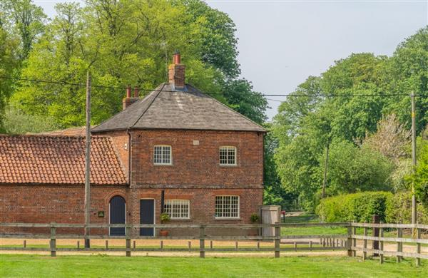 The Tack House in Norfolk