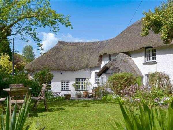 The Thatch Cottage in Cornwall