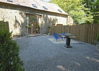 The Threshing Barn in Dyfed