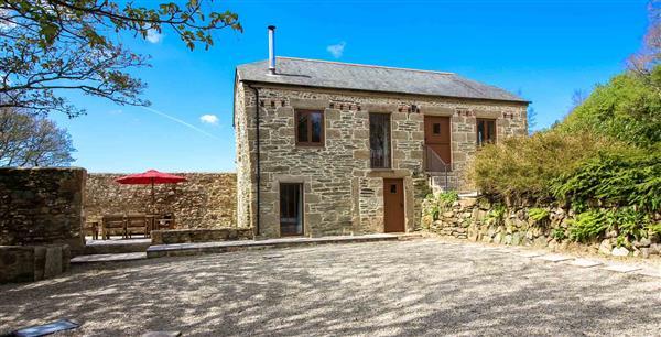 The Threshing Barn in Cornwall