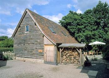 The Threshing Barn in Herefordshire