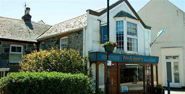 The Treasure Box in Cornwall