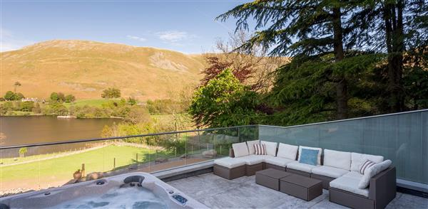 The Waternook Estate in Cumbria