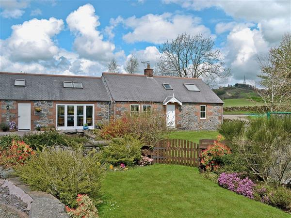 The Wee Byre in Dumfriesshire