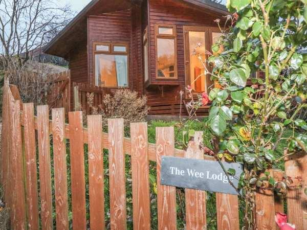 The Wee Lodge in Clackmannanshire