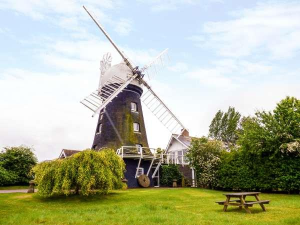 The Windmill in Barrowden near Morcott, Leicestershire
