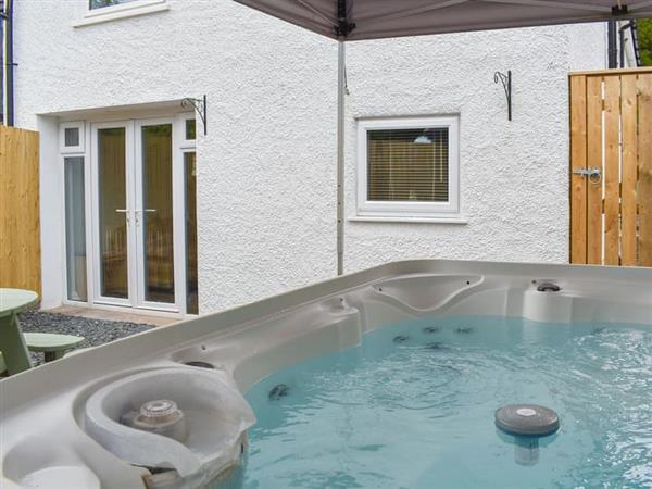 The Woodland Suite in Cumbria