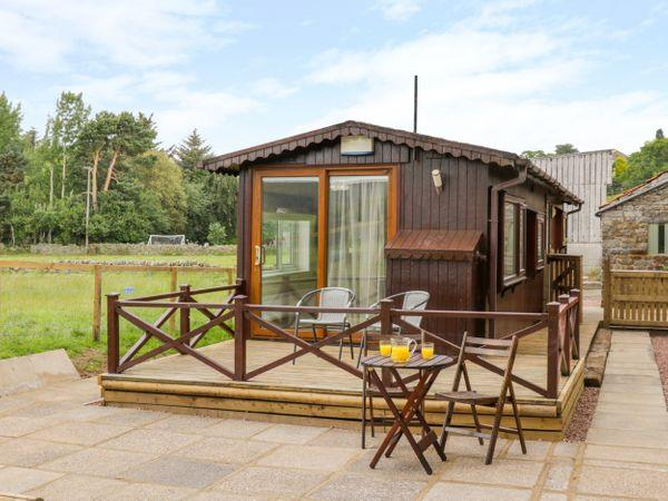 Thirley Beck Lodge in North Yorkshire
