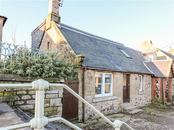 Thistle Cottage in Berwickshire