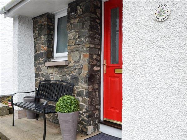 Thistle Cottage in Wigtownshire