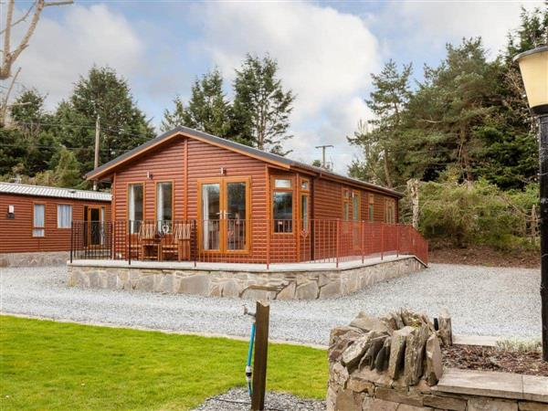 Thistle Lodge in Perthshire