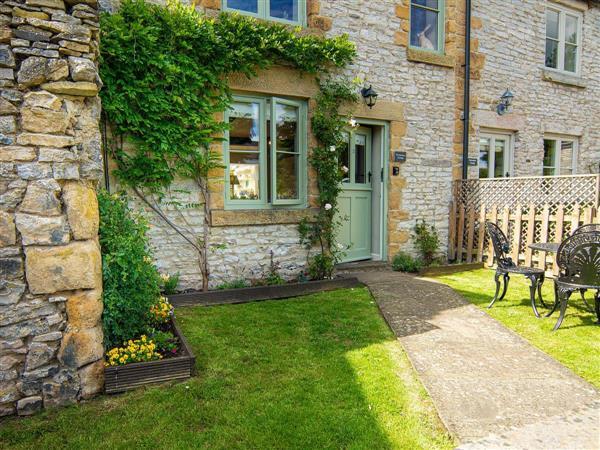 Thistledown Cottage in Derbyshire