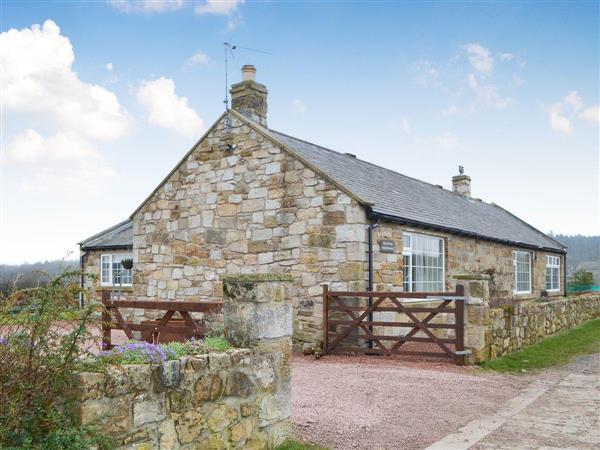 Thistleyhaugh Cottage in Northumberland