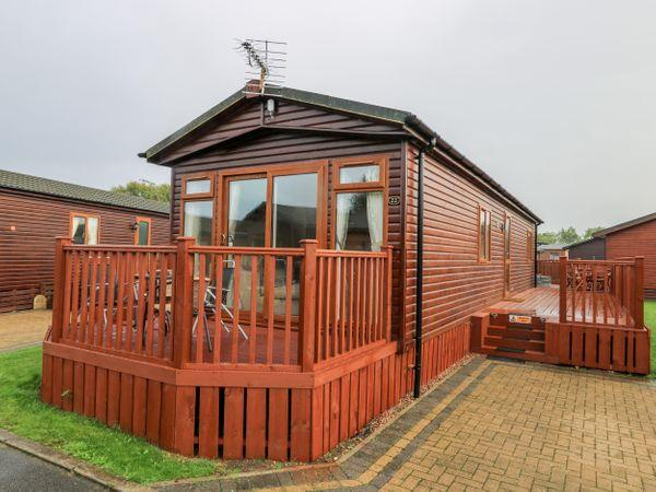 Thorn Abby Lodge from Sykes Holiday Cottages