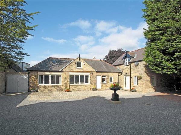 Thorneycroft -Thorneycroft Cottage in Derbyshire