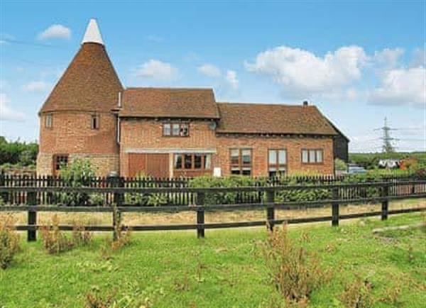 Thornsdale Oast in East Sussex