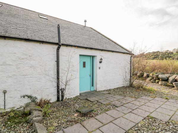 Threave Cottage in Kirkcudbrightshire