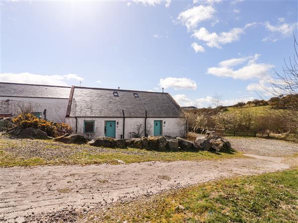 Threave Cottage in Dalbeattie, Kirkcudbrightshire