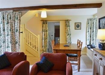 Threave Estate - Millwheel Cottage in Kirkcudbrightshire