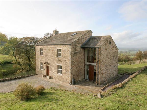 Throstle Hall Cottage in Lancashire
