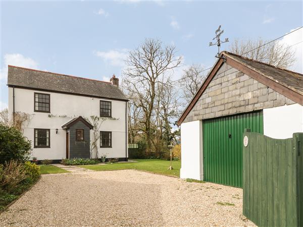 Thrushel Cottage in Devon