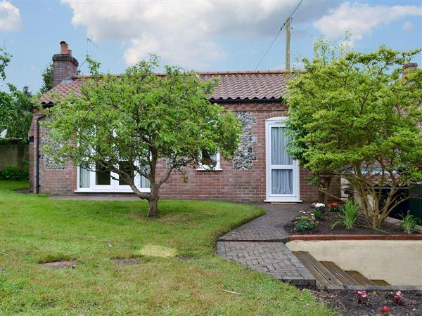 Thyme Cottage in Norfolk