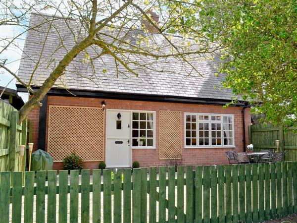 Tickton Hall Cottage in North Humberside