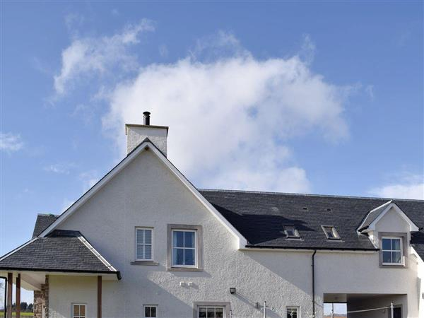 Tigh na Allt Holiday Cottages - The Ordie in Perthshire