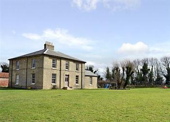 Tilney Hall from Cottages 4 You