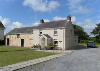 Tirmyndd Farm Cottage in West Glamorgan
