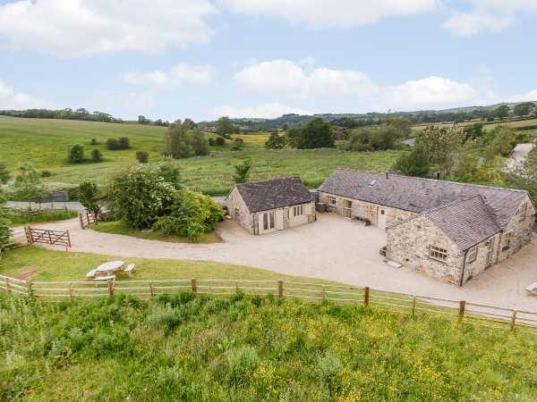Tissington Ford Barn in Derbyshire