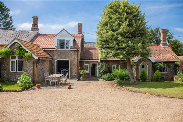 Toad Hall from Norfolk Hideaways