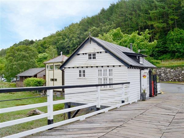 Toll Bridge House in Gwynedd