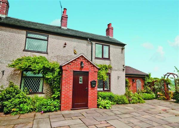 Tomfields Cottage in Staffordshire
