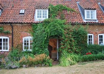Tom's Cottage in Norfolk