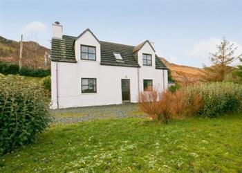 Torburn Cottage in Ross-Shire
