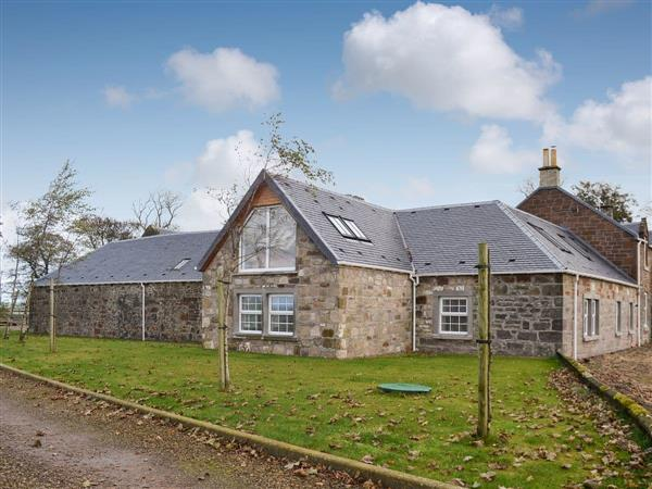 Torcross Barn in Tarbolton, near Ayr, Ayrshire