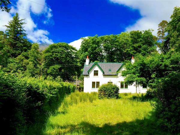 Torridon Estate - Corry Lodge in Ross-Shire