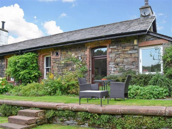 Torver Station Cottages - Ticket Office in Cumbria